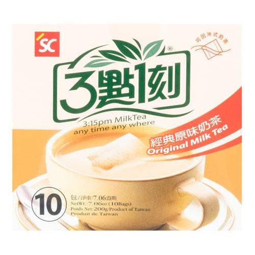 3:15PM Original Milk Tea 10Bags 200g