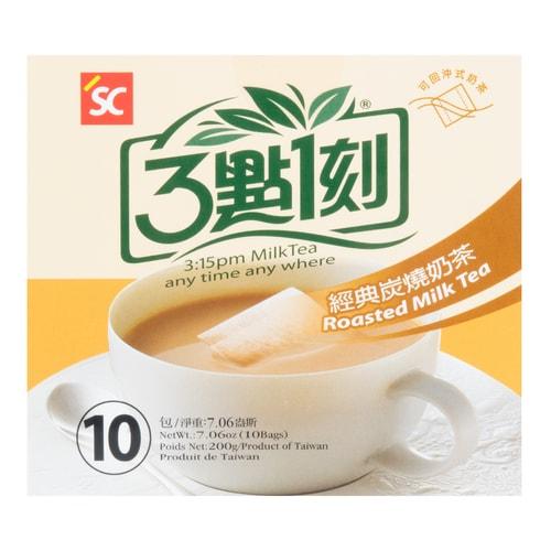 3:15PM Roasted Milk Tea 10Bags 200g