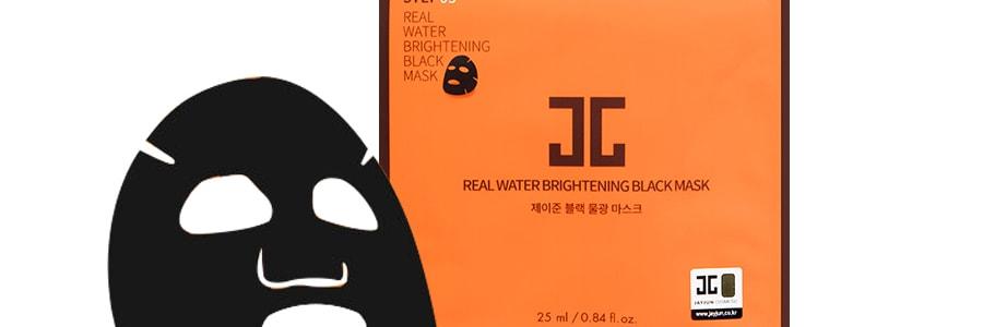 JAYJUN Real Water Brightening Black Mask 1sheet