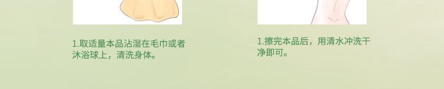 日本SANA莎娜 美背抗痘控油清爽沐浴露 300ml