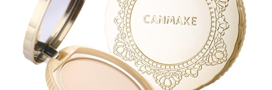 CANMAKE Marshmallow Finish Powder ML Matte Light Ochre SPF26 PA++ 10g