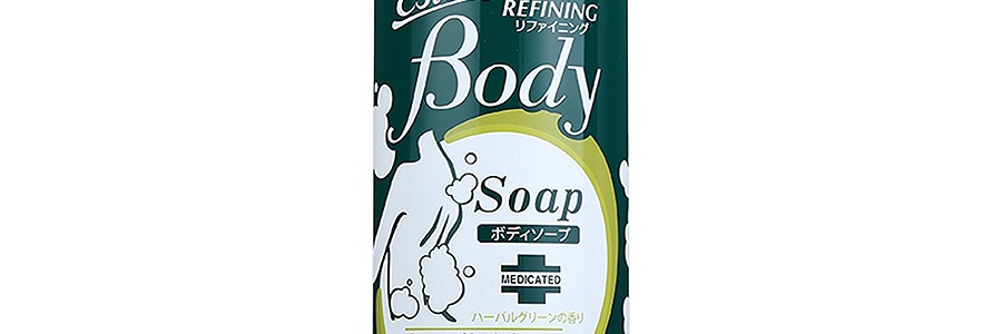 SANA Esteny Refining Body Soap 300ml