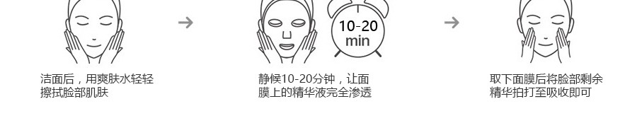 韩国DR.JART+ 蒂佳婷 蓝药丸深层补水强效保湿面膜 韩国最新版 单片入